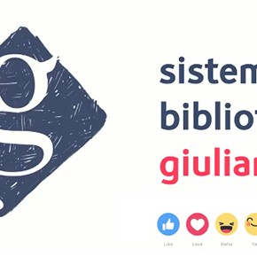 Piacere, Sistema Bibliotecario Giuliano: Richiesta di amicizia